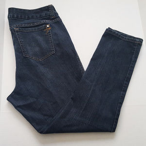 Torrid Blue Skinny Jeans Denim Pant Womens Size 14